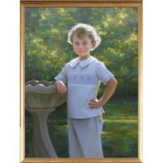 Портрет мальчика 4-6 лет