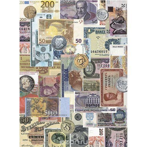 Рисовая бумага для декупажа Craft Premier Наличные