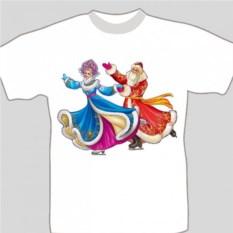 Подарочная футболка «Фигурное катание»