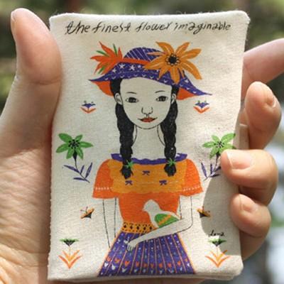 Держатель для карточек Vivid girl