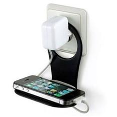 Подставка для телефона на розетку