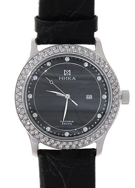 Женские наручные кварцевые часы Ника