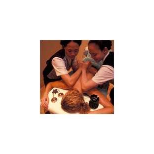 Балинезийский ойл-массаж в четыре руки