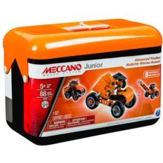 Конструктор Meccano Самосвал (8 моделей)