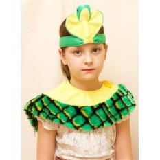 Карнавальная шапочка для детей и взрослых Змейка (Бока)