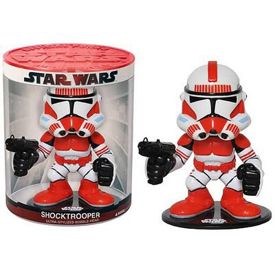 Фигурка Shock Trooper Funko Force Bobble Head