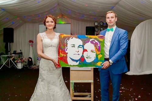Набор для изготовления портрета по фотографии семьи