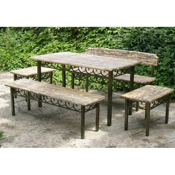 Комплект садовой мебели (5 предметов)