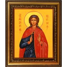 Икона на холсте Виринея Едесская - Святая мученица