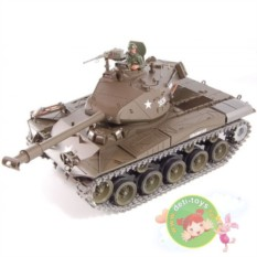 Радиоуправляемый танк Bulldog