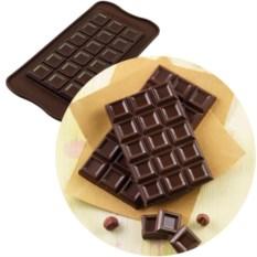 Форма для шоколадных конфет «Плитка стандарт»