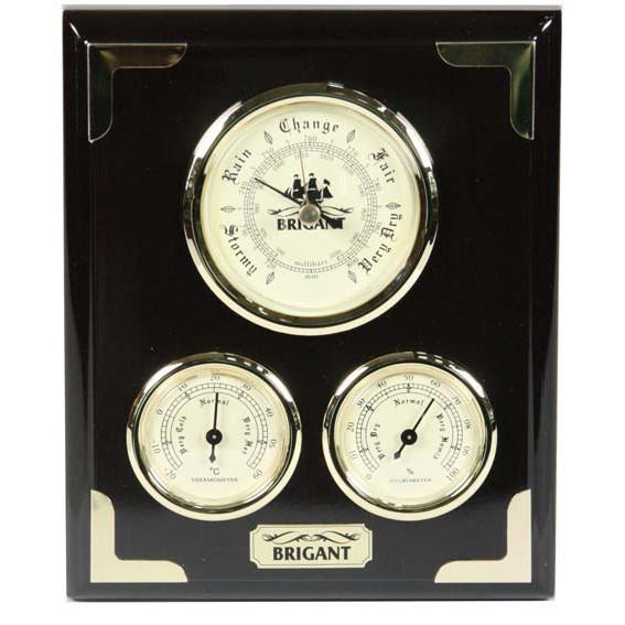 Метеостанция BRIGANT: барометр, термометр