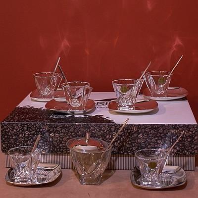 Кофейный набор на 6 персон  Kopi Luwak