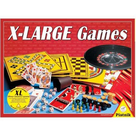 Xl (200 игр+шахматы+рулетка)
