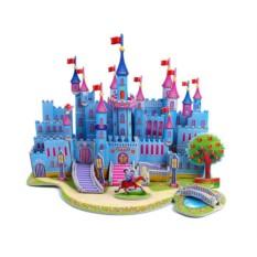 Пазл Mini Zilipoo Синий замок