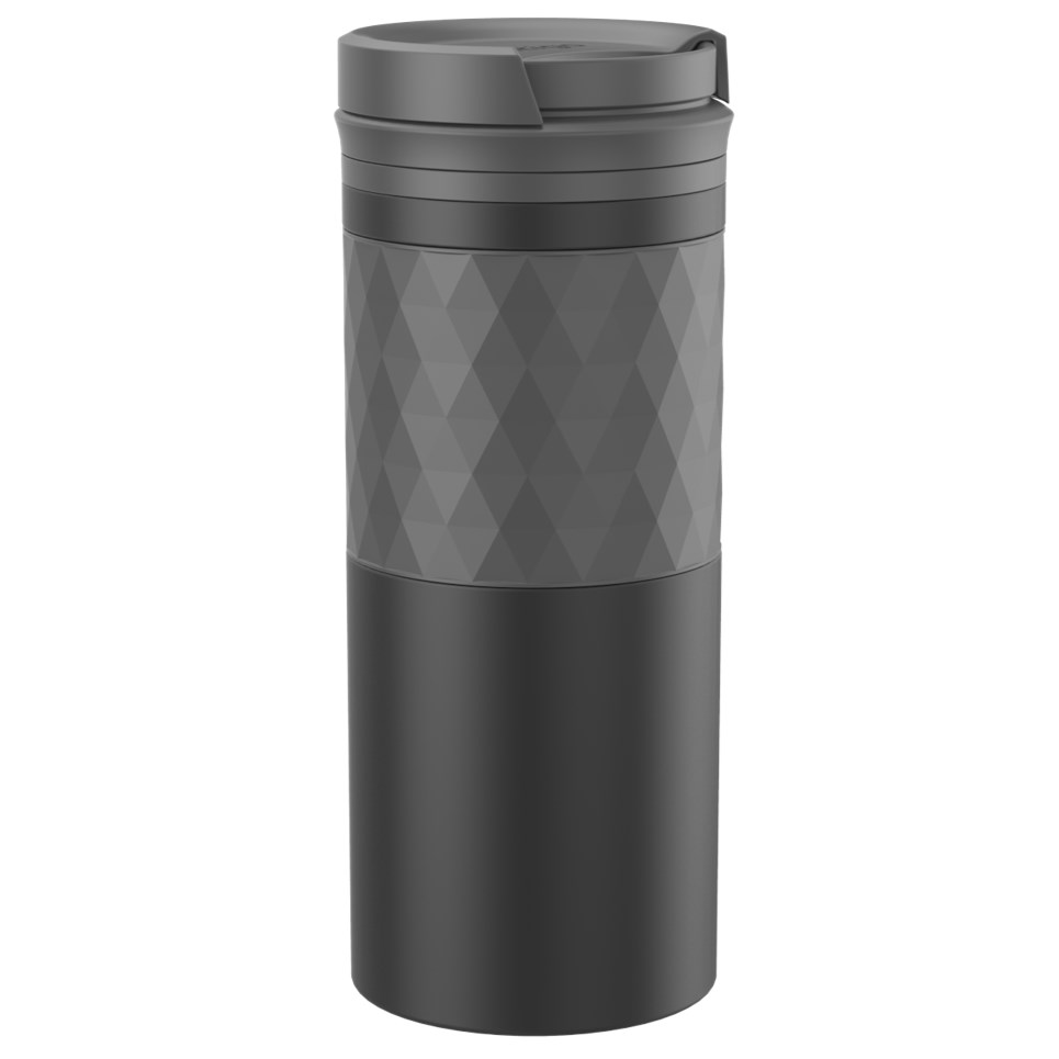 Термокружка Glaze Matte Black (0,47 л)