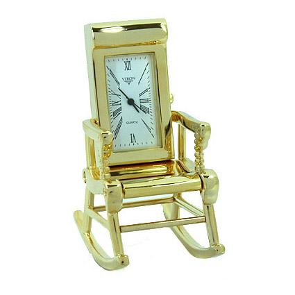 Часы сувенирные «Кресло-качалка»