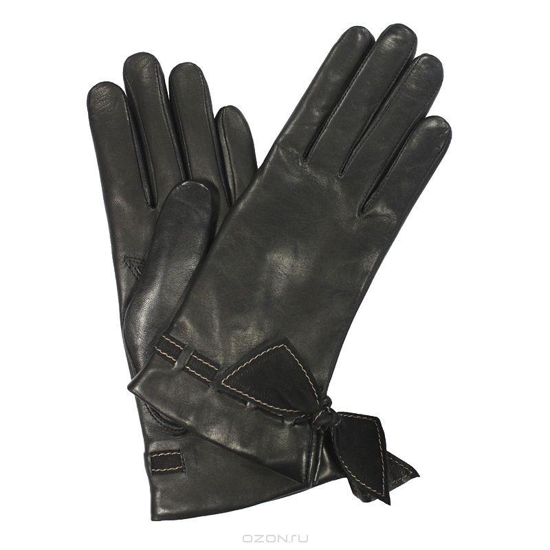 Женские перчатки Edmins с бантом
