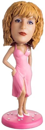 Подарок маме по фото В розовом платье
