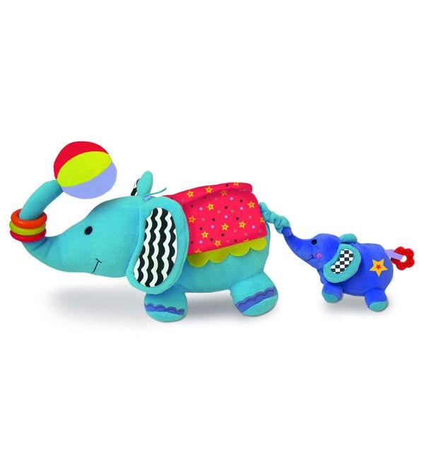 Развивающая игрушка Edushape Слоники