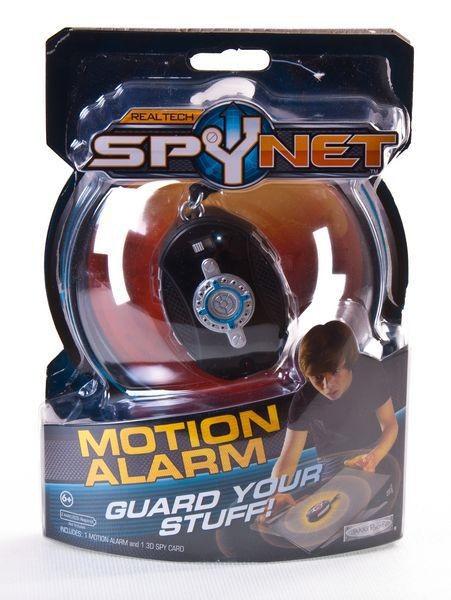 Сигнализация-датчик движения Spynet