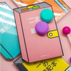 Яркий 3D скетчбук