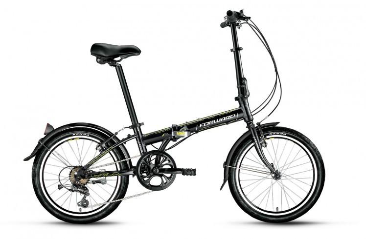 Складной велосипед Forward Enigma 2.0 (2016)