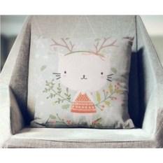 Декоративная наволочка Добрый котенок