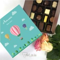 Бельгийский шоколад Воздушные шары