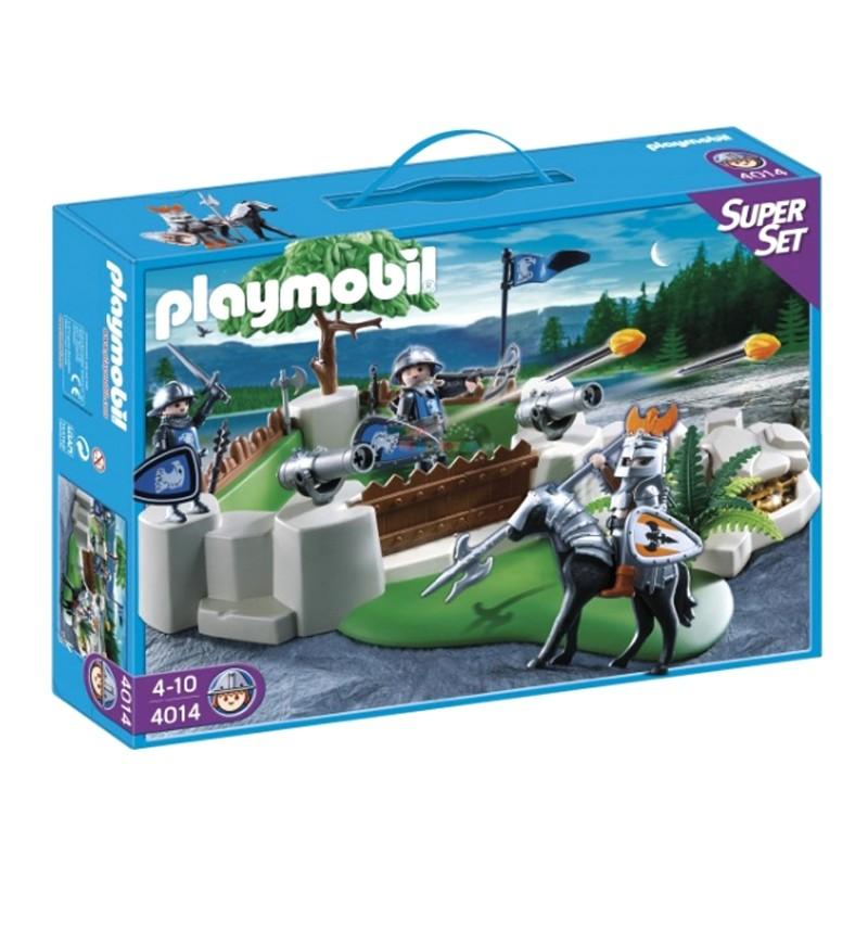 Конструктор Рыцарский форт (Playmobil Рыцари)