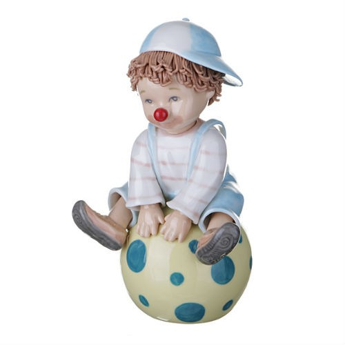 Статуэтка Клоун на шаре