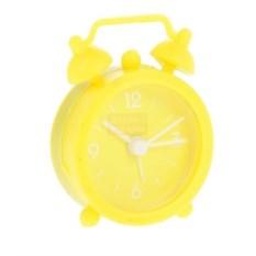 Желтый будильник Малыш