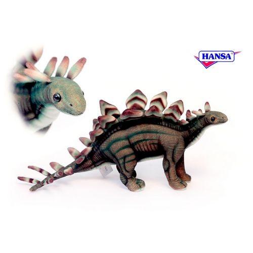 Мягкая игрушка Hansa Стегозавр