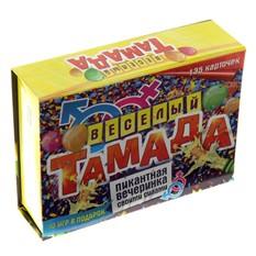 Игра с карточками Веселый тамада