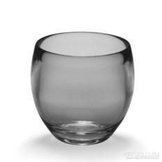 Дымчатый стакан для ванной Droplet