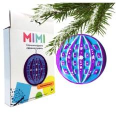 Елочная игрушка своими руками «Новогодний шарик»
