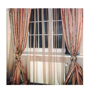 Подарочный сертификат на ткани, шторы и аксессуары