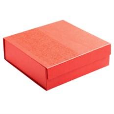 Красная раскладная коробка на магнитах Joy Small