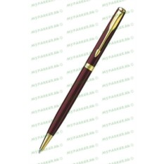 Шариковая ручка Parker Sonnet Slim K439 Red GT