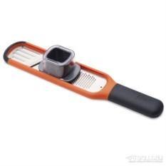 Оранжевая терка и слайсер 2-в-1 Нandi-grate