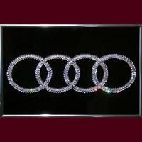 Картина Swarovski Audi