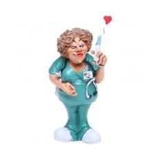 Сувенирная фигурка «Медсестра»