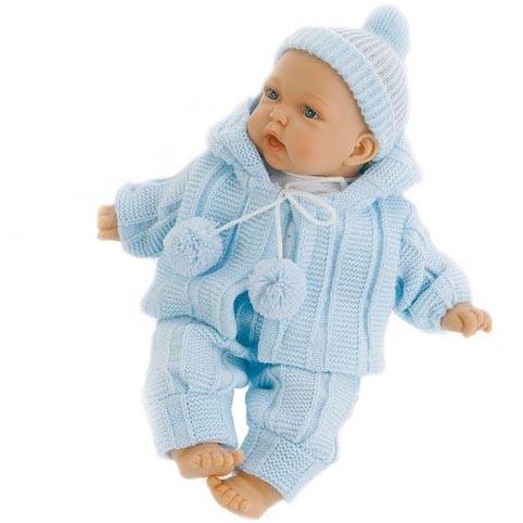 Кукла-младенец Бони, озвученная