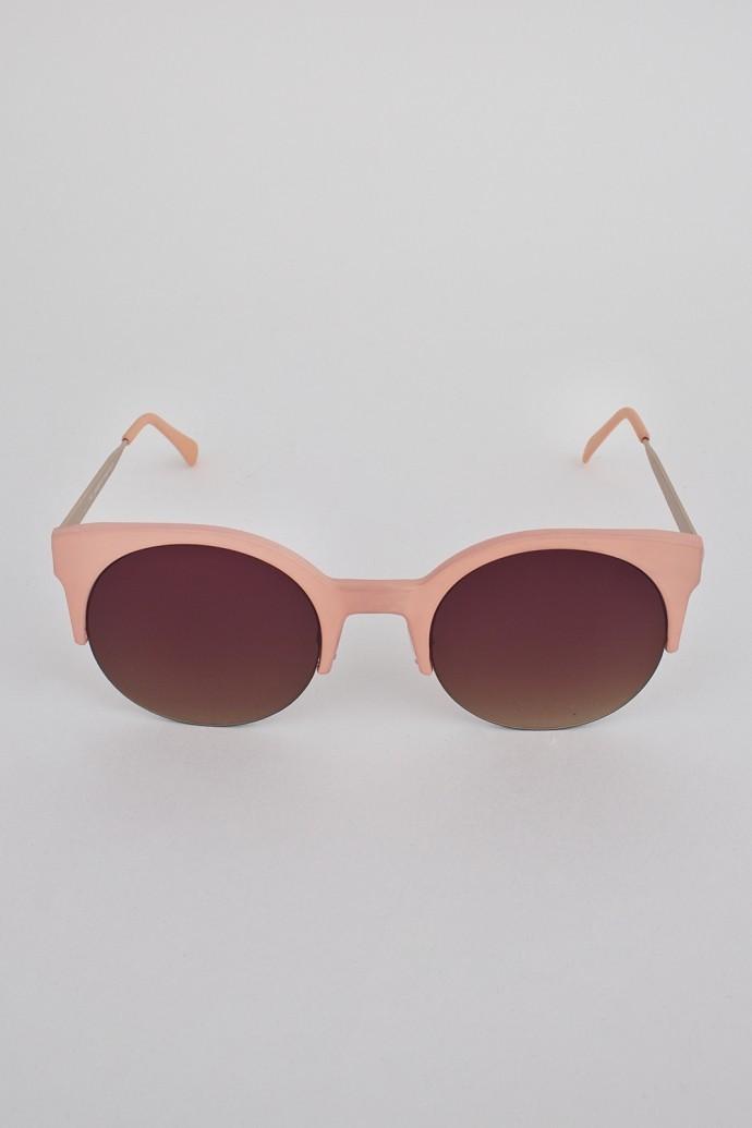 Очки солнцезащитные Монте-Карло розовые