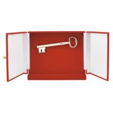 Памятный знак Ключ в подарочной коробке