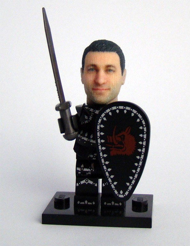 Игрушка по фото 3DYA Lego