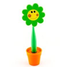 Ручка на подставке Цветок в горшочке