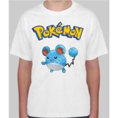 Детская футболка с покемоном Мышка