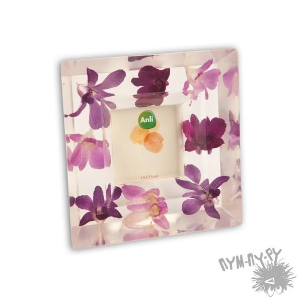 Фоторамка Букет орхидеи