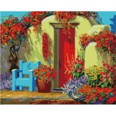Картины по номерам «Яркие цвета»